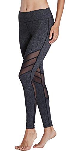 [해외]컴플렉스 (KomPrexx) 여성 요가 바지 무지 피트니스 트레이닝 스트레칭 뛰어난 레깅스 요가/Complex (KomPrexx) Ladies Yoga Pants Solid Fitness Training Stretch outstanding Leggings Yoga Ware
