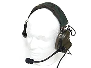 Z Tactical ComTac2スタイル ヘッドセット 第3世代 最新モデル