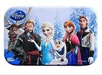 POOM ディズニー冷凍車ディズニー 60 スライス小片パズルおもちゃの子供木製ジグソーパズルパズル子供のための教育玩具赤ちゃんパズル 知育