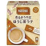 ネスレ日本 ネスレ 香るまろやか ほうじ茶ラテ (7g×20P)×12箱入×(2ケース)