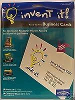 Hammermill Invent It空白ビジネスカード