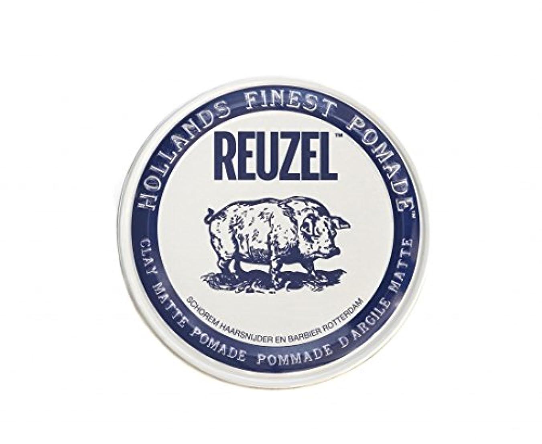 重量ディーラー専門化するルーゾー REUZEL CLAY MATTE クレイマット ポマード 340g