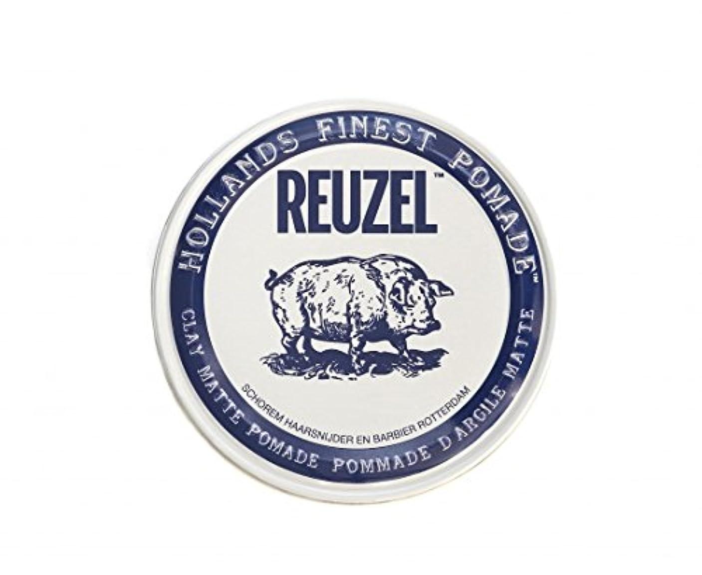 月曜セグメント変化するルーゾー REUZEL CLAY MATTE クレイマット ポマード 340g
