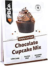 PBCo. Low Carb Chocolate Cupcake Mix - 220g