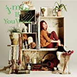 If You Want♪J-MinのCDジャケット