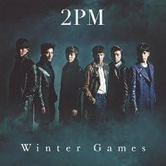 2PM「Stay Here」のジャケット画像