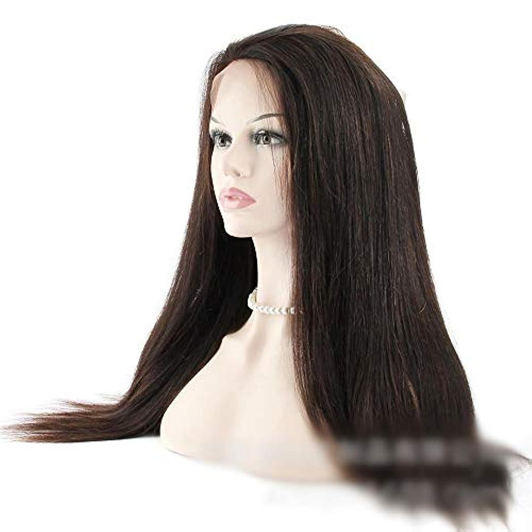 ミルク降雨嵐のJULYTER 360レース前頭閉鎖ブラジル人間の髪の毛の広場ナチュラルブラックカラー(14インチ-20インチ) (色 : 黒, サイズ : 10 inch)