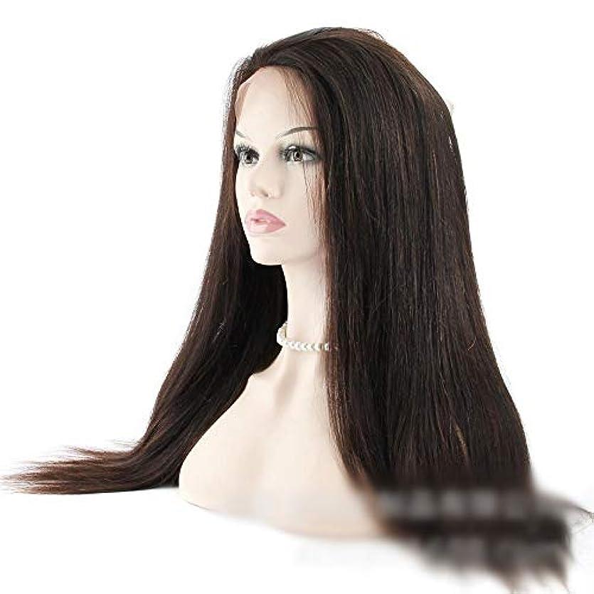遺跡大学生クリエイティブJULYTER 360レース前頭閉鎖ブラジル人間の髪の毛の広場ナチュラルブラックカラー(14インチ-20インチ) (色 : 黒, サイズ : 10 inch)