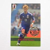 2014カルビーサッカー日本代表■プレイングタイムベストイレブンカード■BE-11/柿谷曜一朗