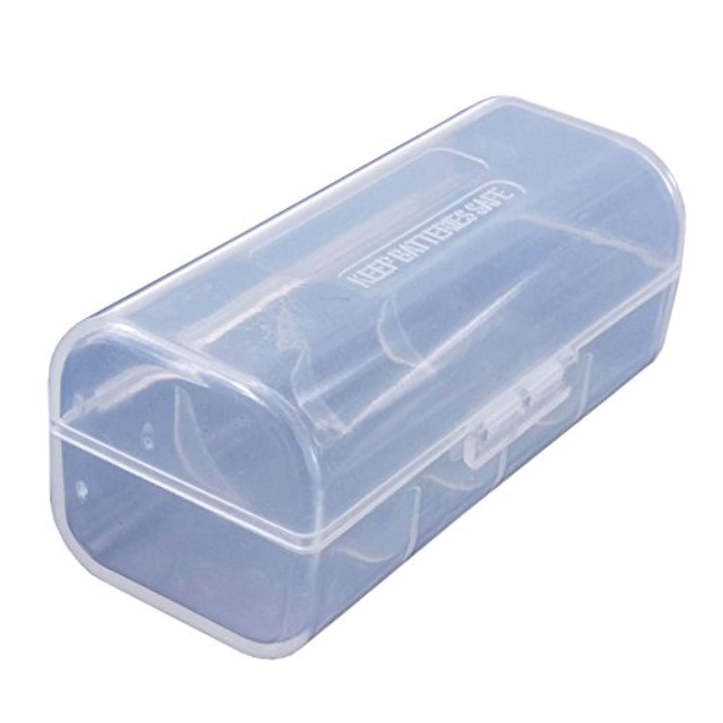 ページェントティーンエイジャー打倒Diz+(ディズプラス) 【電池の保護?保管に】 1* 26650 用バッテリーケース / 電池ケース Battery case for 1*26650