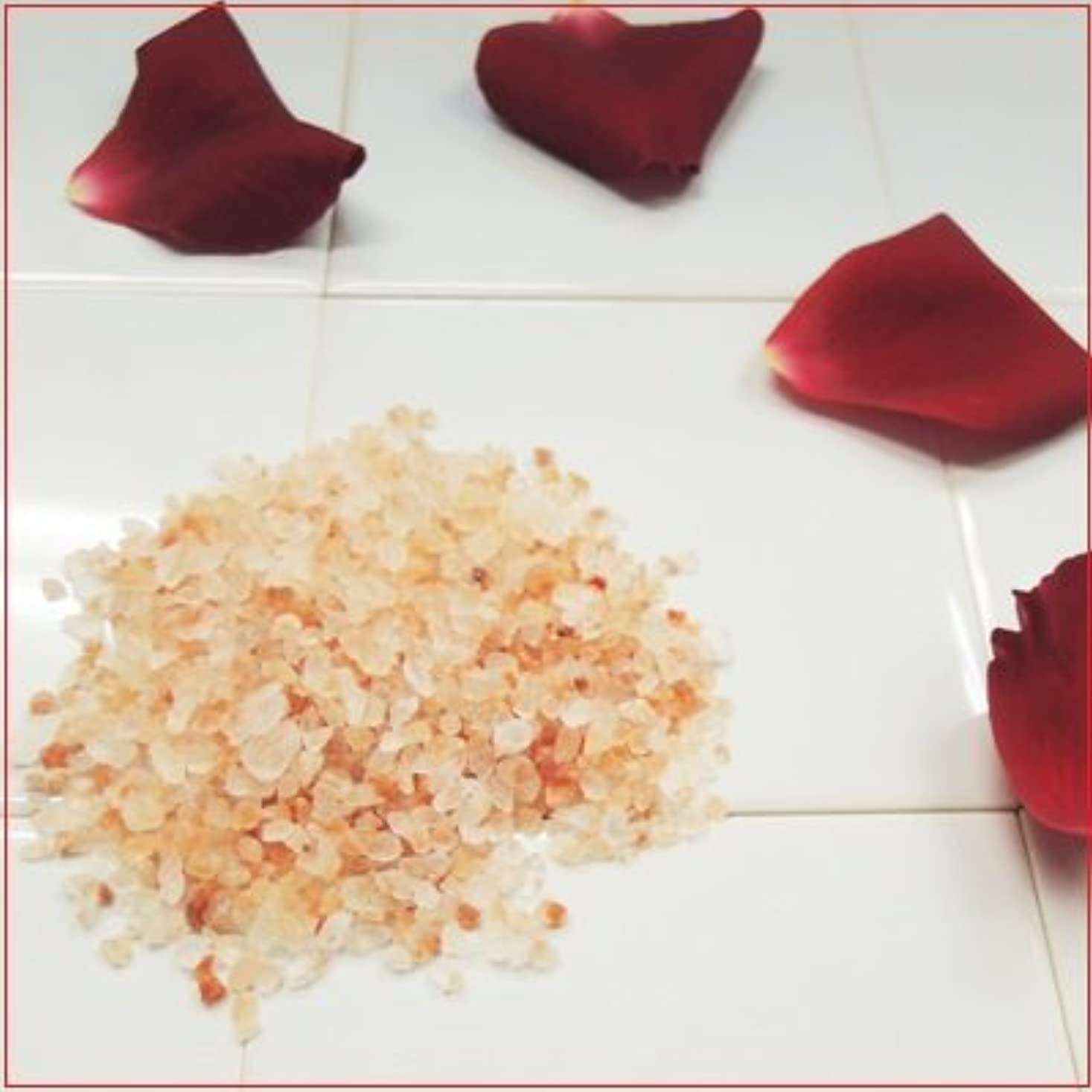 はさみひそかに墓地【浴】ヒマラヤ岩塩ピンクバスソルト箱入り 5kg (小粒(約5mm~1.5cm))