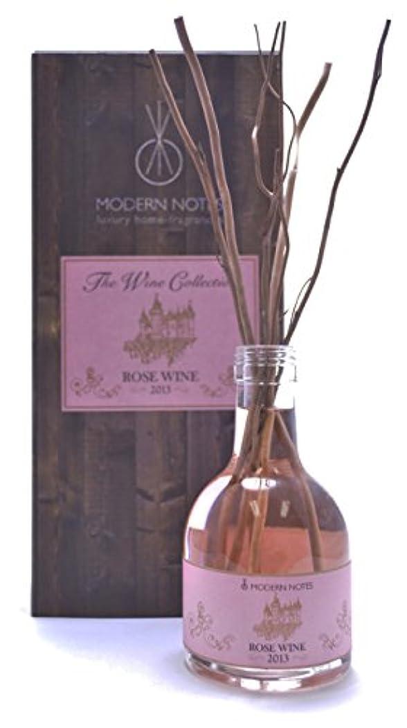 メンテナンスタイプライターサイクロプスMODERN NOTES ワインコレクション リードディフューザー 2013 ROSE WINE 200mL
