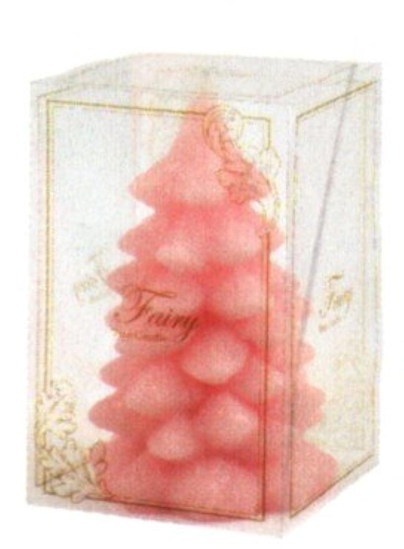 本体良心的紳士気取りの、きざなフェアリーツリーM 「 ピンク 」