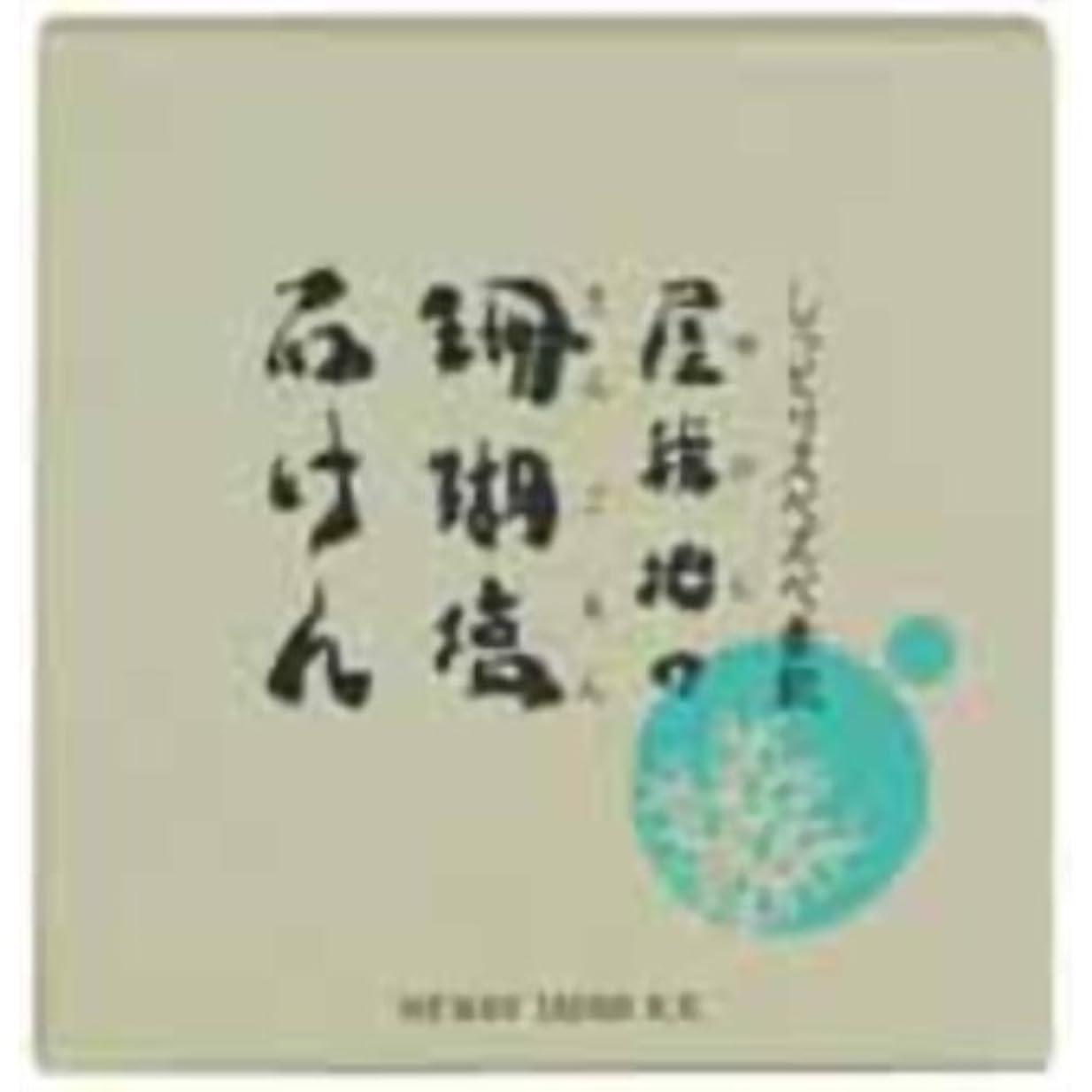 レルム子犬ソブリケット珊瑚塩石鹸 100g