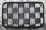Alfaromeo アルファ 147GTA フロアマット by  TEZZO(白 / 黒)(左ハンドル)