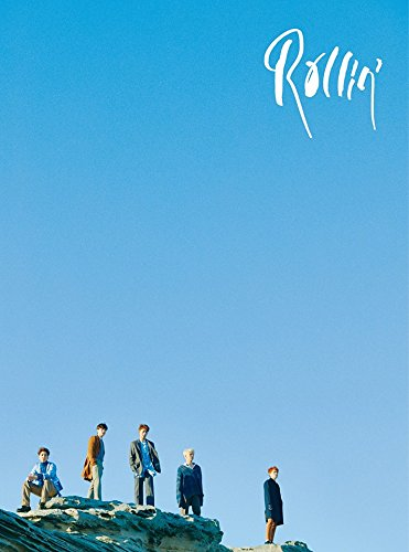ビーワンエーフォー - Rollin' (7th Mini Album) [BLUE ver.] CD+Photobook+Photocard+Folded Poster [韓国盤]