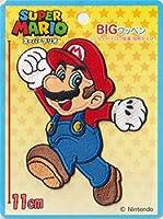 スーパーマリオ ビッグワッペン MRX001マリオ