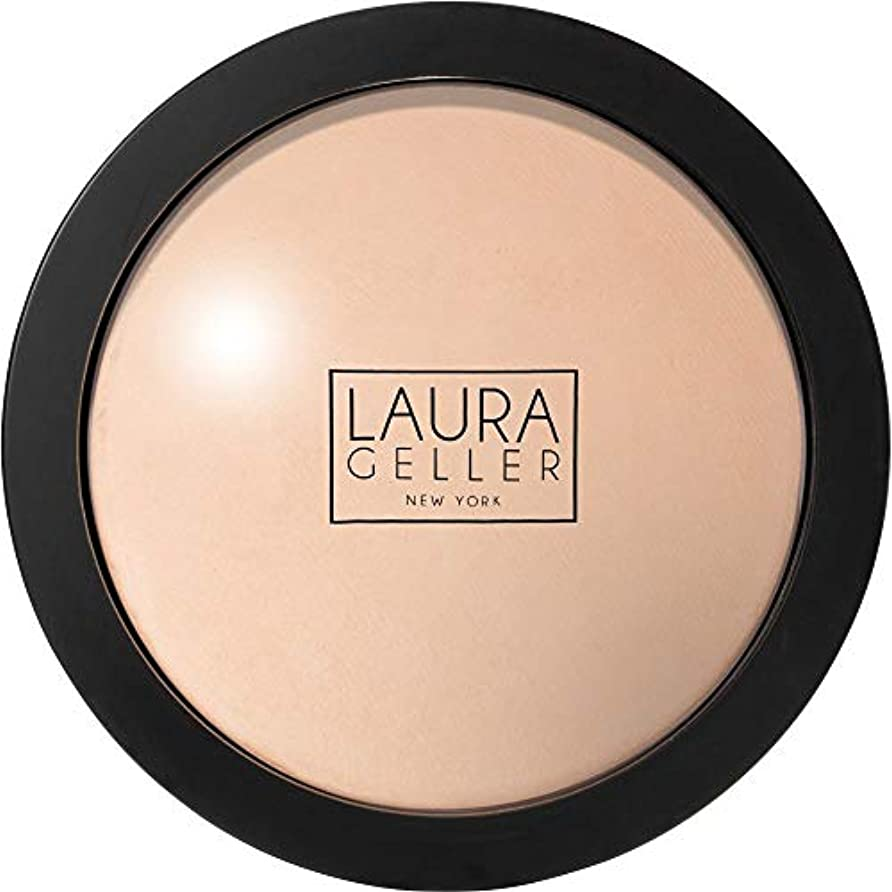 結核シルクプラグ[Laura Geller] ローラ?ゲラーは、二重焼きパウダーファンデーション10Gの磁器を取ります - Laura Geller Double Take Baked Powder Foundation 10g Porcelain...