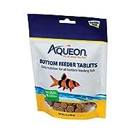Aqueon 06029 Bottom Feeder Tablets, 3-Ounce by Aqueon