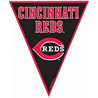 Cincinnati Reds Baseball - Pennant Banner Party Accessory [並行輸入品]