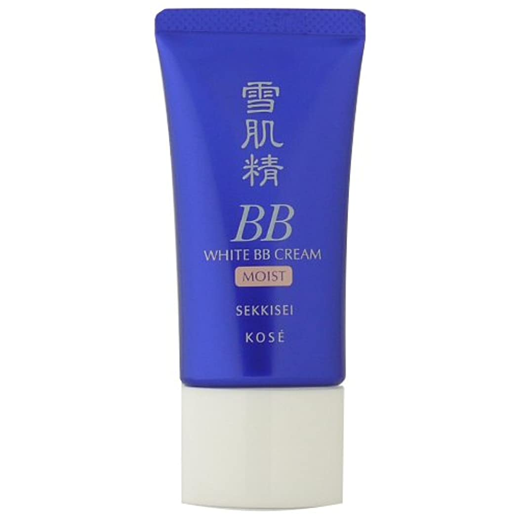 存在する理容室ピカリングコーセー 雪肌精 ホワイトBBクリームモイスト SPF40 PA+++ 30g 【01】
