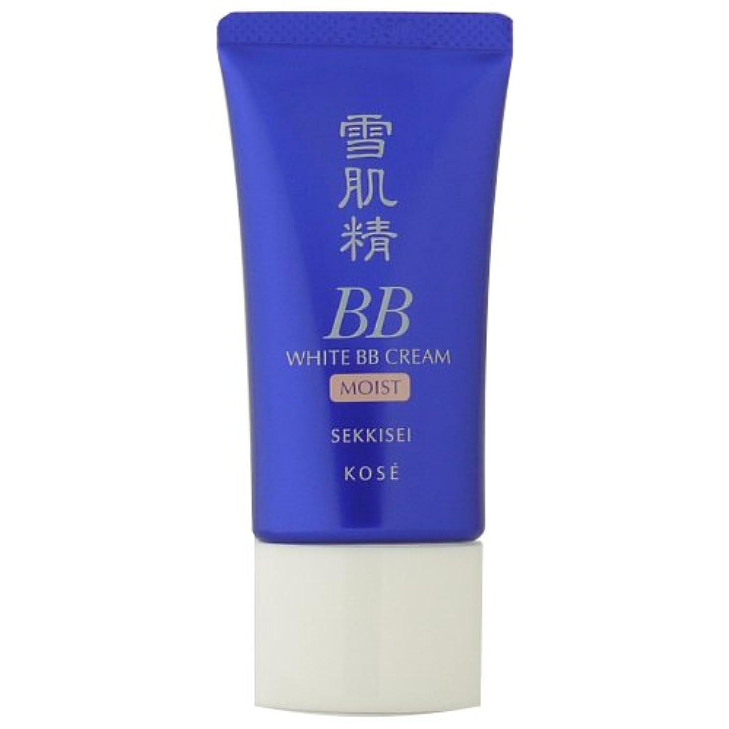 誘惑する海港バレルコーセー 雪肌精 ホワイトBBクリームモイスト SPF40 PA+++ 30g 【01】