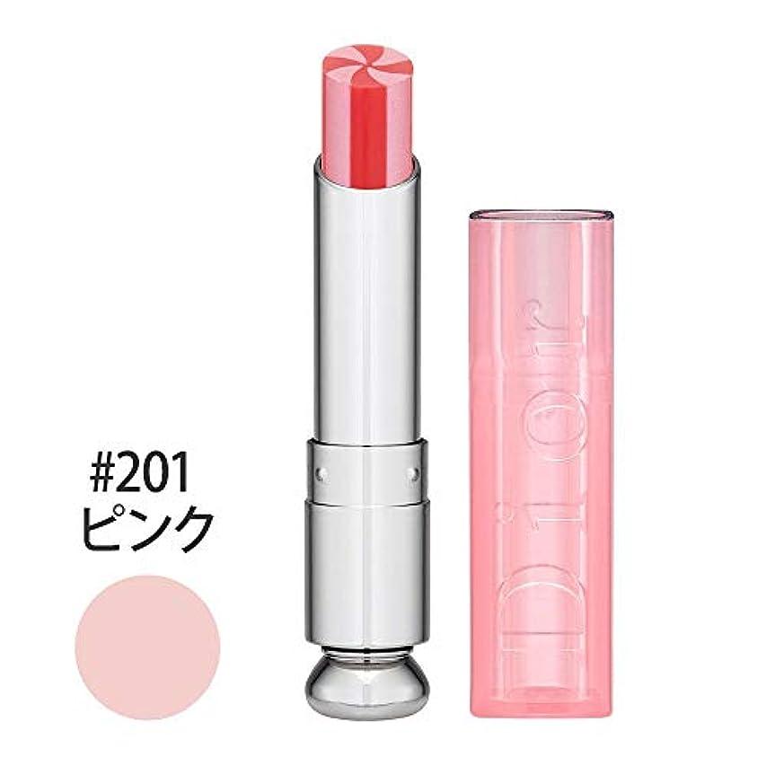 ヘビーどちらもチャームクリスチャンディオール Dior Addict Lip Glow To The Max - # 201 Pink 3.5g/0.12oz並行輸入品 [並行輸入品]
