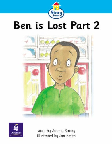 Story Street: Step 2 Ben is Lost Part2 (LILA)の詳細を見る