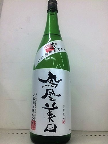 鳳凰美田 剣 辛口純米瓶燗火入 1800ml [要冷蔵]