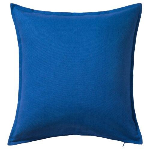 IKEA GURLI 20281141 クッションカバー 50x50 cm ブルー