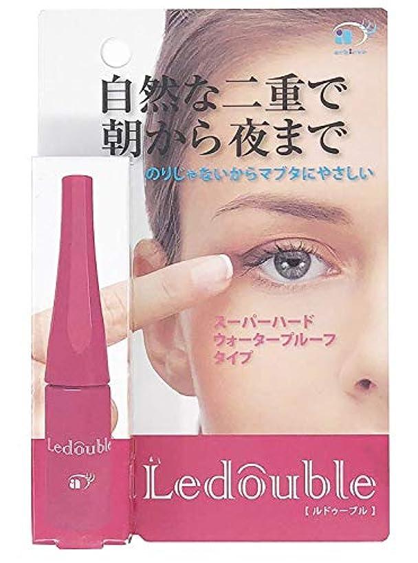 ピストル足首不承認Ledouble【ルドゥーブル】二重まぶた化粧品(4mL)