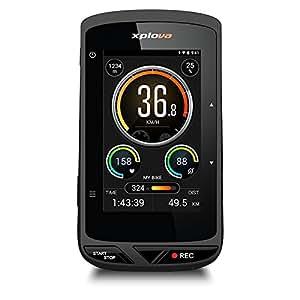 【本体、マウントのみ】Xplova(エクスプローバ) X5-Evo (X5 エボ) / HDビデオカメラ搭載 GPSサイクルコンピュータ/ドライブレコーダー機能搭載