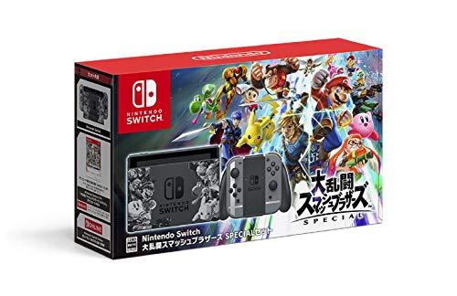 Nintendo Switch 大乱闘スマッシュブラザーズ ...