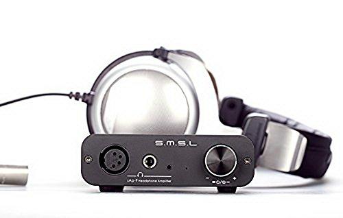 SMSL SAP-9 フル・バランスポータブル・ヘッドフォン・アンプ