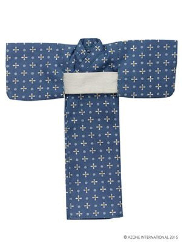 ピュアニーモ PNXS男の子浴衣set -風ぐるま- 空色(ドール用衣装)