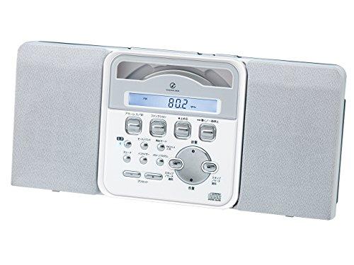 コイズミ ラジカセ SAD-4336/W [ホワイト]