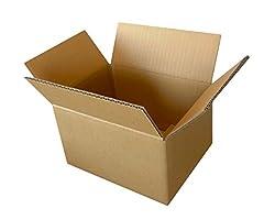 ボックスバンク ダンボール 60サイズ(24×19×14cm) 5枚セット 引越し・配送用 FD08-0001