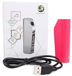 ELEAF 電子タバコ MOD ASTER サブオーム対応 ボックスタイプ ピンク 【正規輸入品】