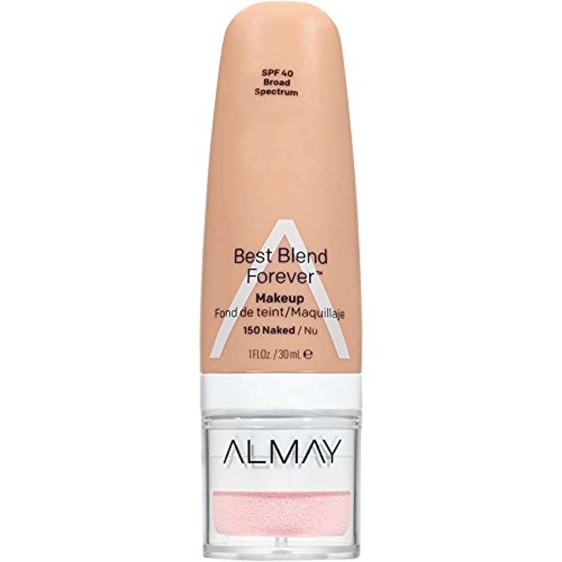 ワーカー符号コンピューターAlmay Best Blend Forever Makeup, Naked 150
