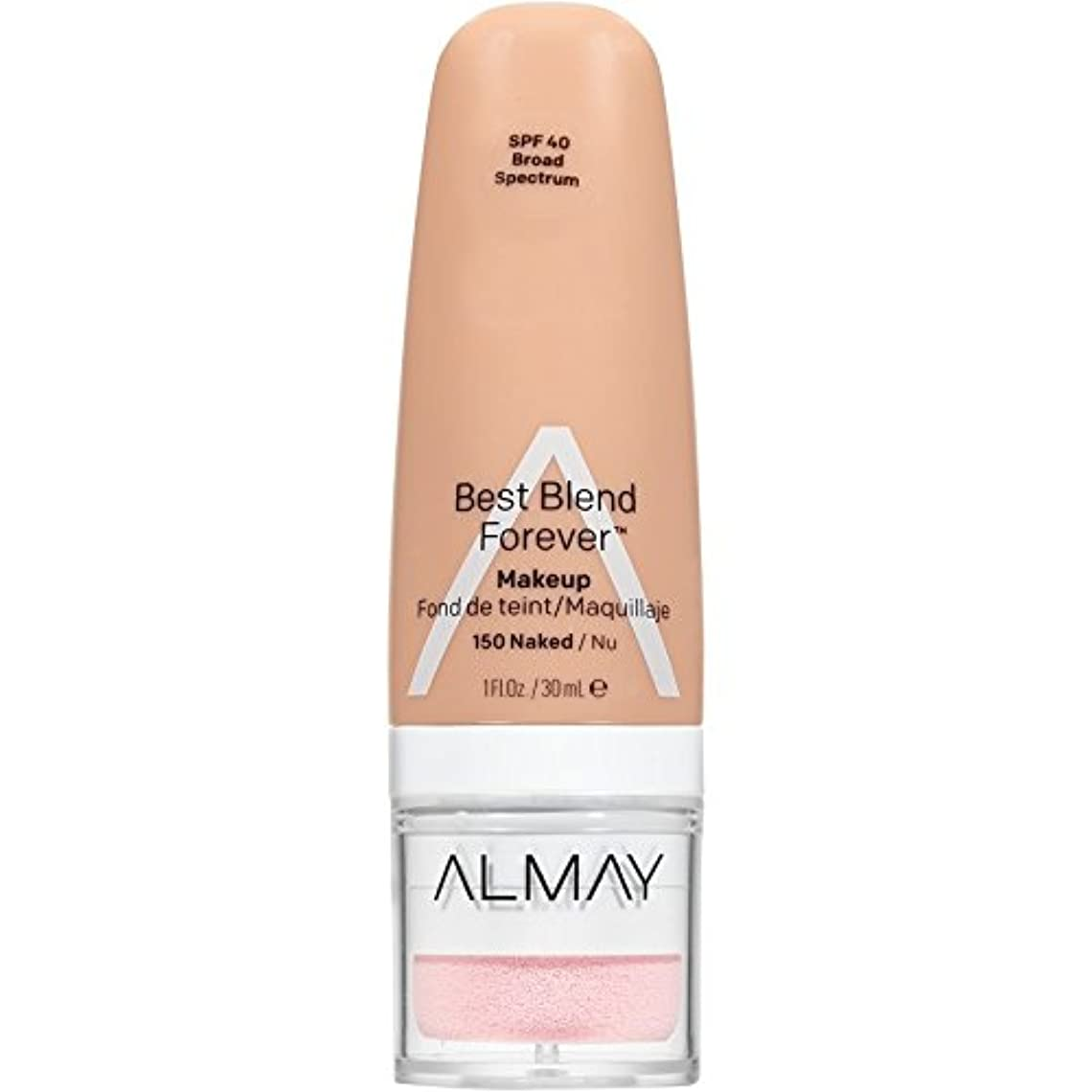 報奨金シソーラス八百屋Almay Best Blend Forever Makeup, Naked 150