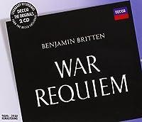 Britten: War Requiem (DECCA The Originals) by Galina Vishnevskaya (2006-08-02)