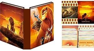 【Amazon.co.jp限定】ライオン・キング MovieNEXコレクション(オリジナルWポケットクリアファイル付き) [ブルーレイ+DVD+デジタルコピー+MovieNEXワールド] [Blu-ray]