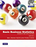 Cover of Basic Business Statistics With Mymathlab