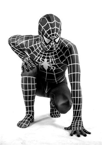 Niceclothstore 全20色 サイズカスタマ可 全身タイツ コスプレ Spider Man zentai cosplay スパイダーマンハロウィーン変装zentai マーベルコスチューム 祭り衣装メンズ スパイダーマン全身タイツ (身長160?195CM、体重40?85kg、カスタマ)