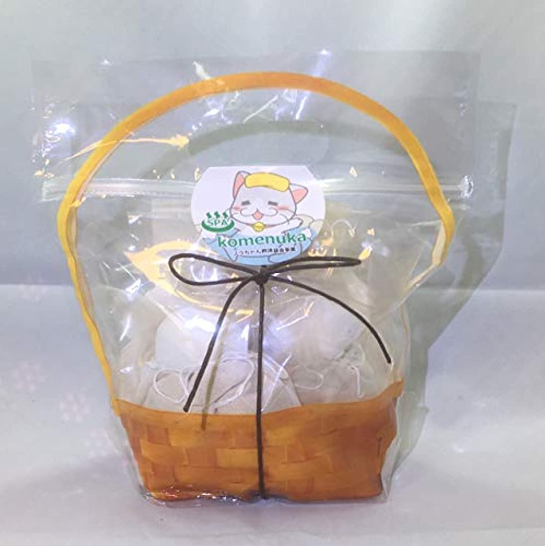 復讐武器こんにちは【ジロちゃんの米ぬかSPA】米ぬか入浴剤 有機栽培米ぬか100%ぬか袋 米ぬか入浴剤 無添加 個別包装