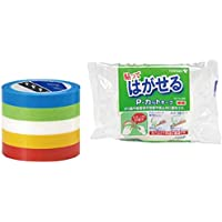 TERAOKA(寺岡) P-カットテープ NO.4142 赤 18mmX25M 4142R18X25 [養生テープ・マスキングテープ]