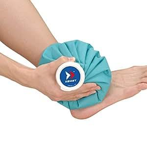ザムスト(ZAMST) アイシング 氷のう アイスバッグ 野球 バスケ Mサイズ ブルー 378102