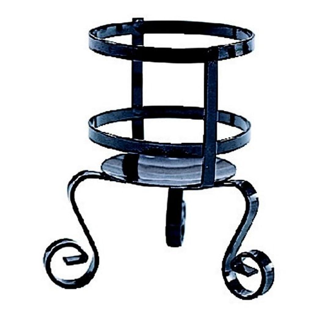 アフリカプーノ童謡安全コップ用燭台(三脚)