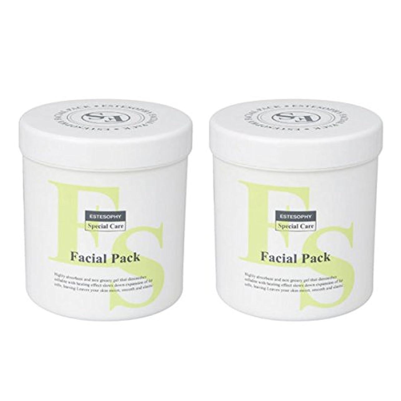 かわいらしいメロディークリエイティブ< エステソフィー> 酵素パック 粉末 (約30回分) 450g (2個セット) [ フェイスパック 酵素パウダー 酵素洗顔パウダー フェイスマスク フェイシャルパック フェイシャルマスク 顔パック 業務用 ]