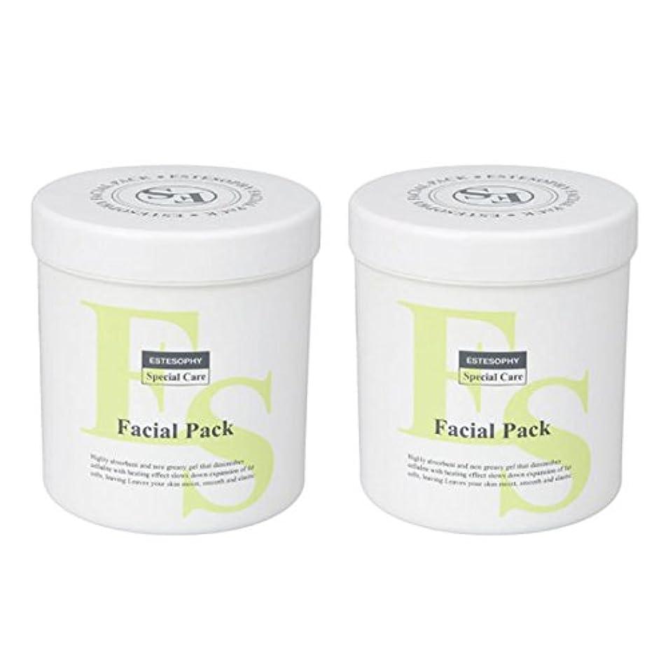 再び冷淡な流< エステソフィー> 酵素パック 粉末 (約30回分) 450g (2個セット) [ フェイスパック 酵素パウダー 酵素洗顔パウダー フェイスマスク フェイシャルパック フェイシャルマスク 顔パック 業務用 ]